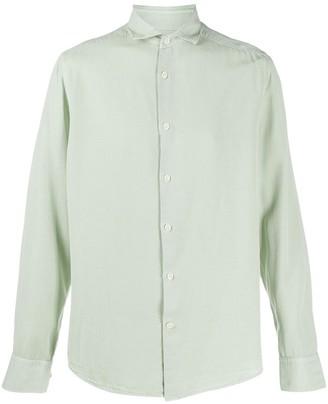 J. Lindeberg Long-Sleeved Button Up Shirt