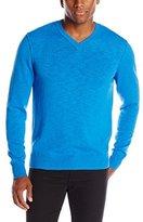 Lucky Brand Men's White Label V-Neck Sweater