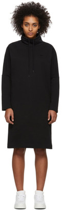 McQ Black Wakayo Sweat Dress