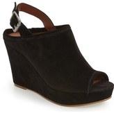Lucky Brand 'Jemadine' Platform Wedge Sandal (Women)