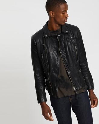 AllSaints Mazo Biker Jacket