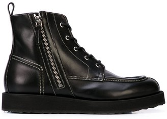 Pierre Hardy Lace-Up Boots