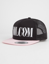 Volcom Stone Formation Womens Trucker Hat