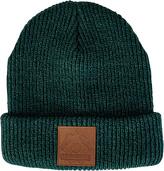 San Diego Hat Company Green Lumberjack Beanie