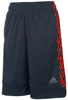 adidas Boys 8-20 Textured Trimmed Shorts