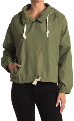 O'Neill Portland Funnel Neck Hooded Jacket