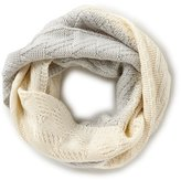 Copper Key Colorblocked Infinity Scarf