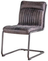 Hudson Living Capri Leather Chair