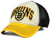 Reebok Boston Bruins Felt Mesh Slouch Cap