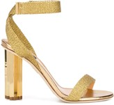 DSQUARED2 High Heel Leather Sandals
