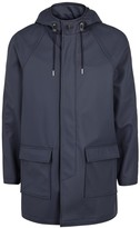 A.p.c. Wales Navy Waterproof Coat