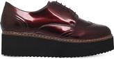 Carvela Lucid patent flatform shoes