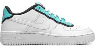 Nike Kids TEEN Air Force 1 LV8 1 DBL sneakers