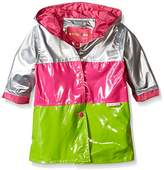 Wippette Baby Girls' Color Block Rainwear