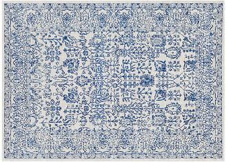 One Kings Lane Wright Rug - Dark Blue - 2'x3'