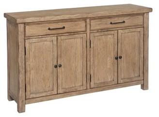 "Millwood Pines Levitt 62"" Wide 2 Drawer Sideboard"