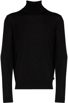 HUGO BOSS Gideo roll-neck jumper