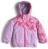 The North Face 'Casie' Heatseeker TM Insulated Hooded Jacket (Toddler Girls & Little Girls)