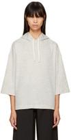 YMC Grey Pullover Hoodie