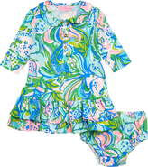 Lilly Pulitzer R) Amelia Collared Dress