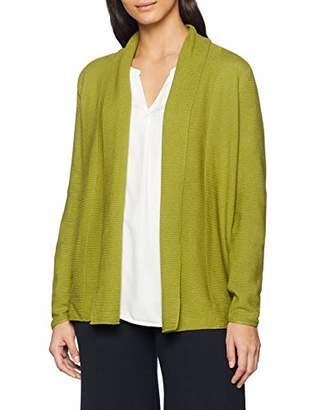 Cecil Women's B252749 Cardigan, Spinach Green 11353, L