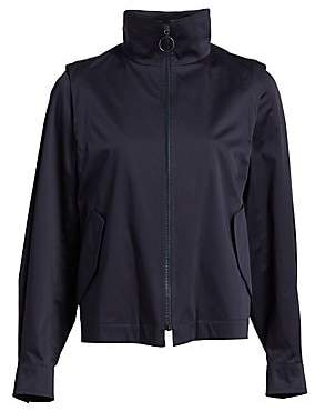 Akris Punto Women's Convertible Jacket