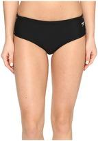 Speedo Solid Fitness Boyshorts Women's Swimwear