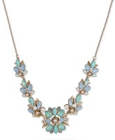 Marchesa Floral Necklace, 32""