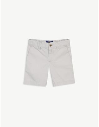 Ralph Lauren Tailored cotton chino shorts 2-18 years