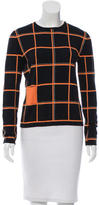 Hermes Wool Patterned Sweater