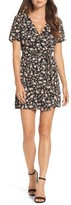 Bardot Women's Floral Wrap Dress