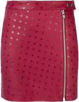 Zoe Karssen star print skirt