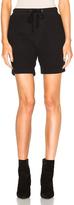 James Perse Cotton Fleece Shorts
