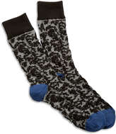 Lucky Brand Floral Trouser Sock