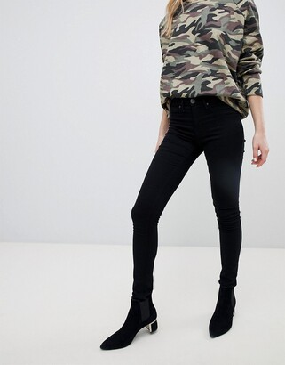 Blend She Moon May Skinny Jeans-Black