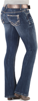 Amethyst Jeans Cindy Mid-Rise Regular Bootcut Jeans