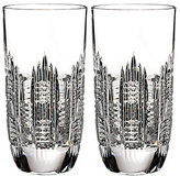 Waterford Dungarvan Crystal Highball Glass Pair