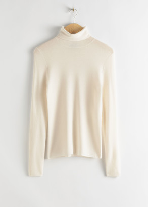 And other stories Merino Wool Turtleneck