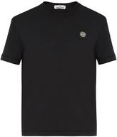Stone Island Crew-neck cotton-jersey T-shirt