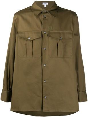 Loewe Patch Pocket Shirt