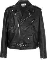 Loewe Street Journal biker jacket