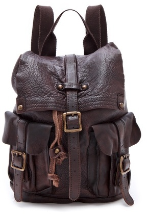 Bed Stu ONE by Shiloh Leather Backpack