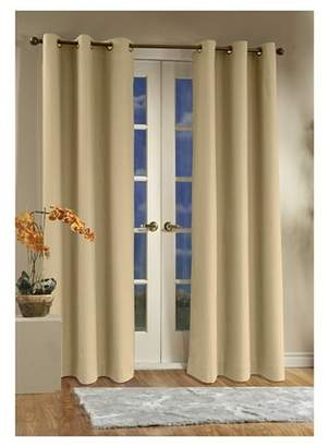 Thermalogic Weathermate Grommet Top Curtain Panel Pair
