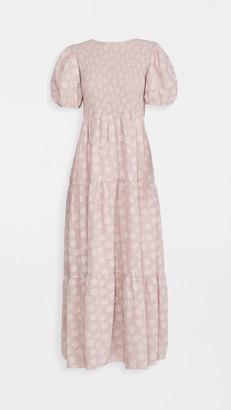 Sister Jane Mother's Mind Tiered Midi Dress