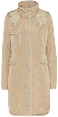 Moncler Mauve down-filled jacket