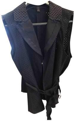 Louis Vuitton Black Cotton Knitwear
