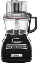 KitchenAid 9 Cup Food Processor - Onyx Black