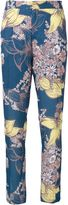 Yigal Azrouel blooming stargazer trousers