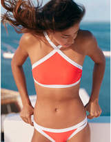 aerie Binding High Neck Bikini Top