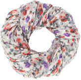 Rebecca Taylor Ruby Floral Scarf